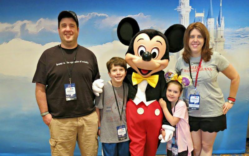 Celebrating Social Media Moms, Disney style
