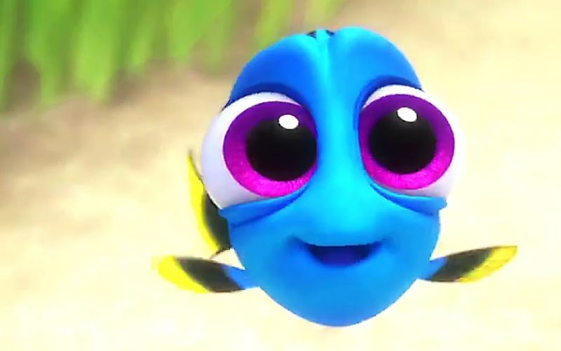 The inside scoop on Finding Dory